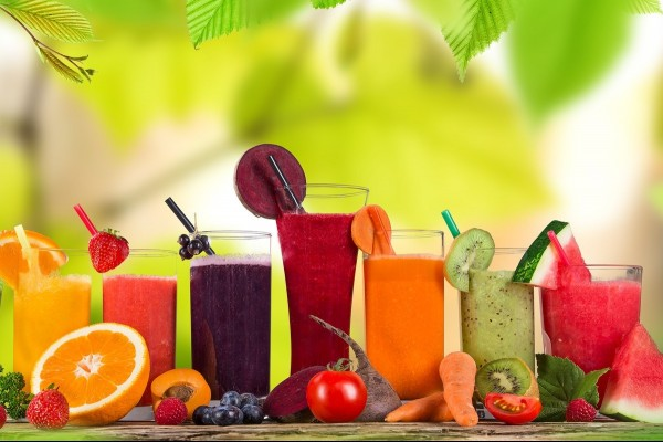 Healthfully Yours Juices