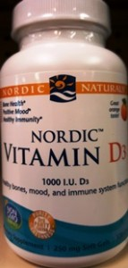 Healthfully Yours Vitamin D