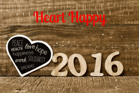 February 2016 – Being Heart Happy