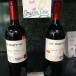 De Martino organic wine