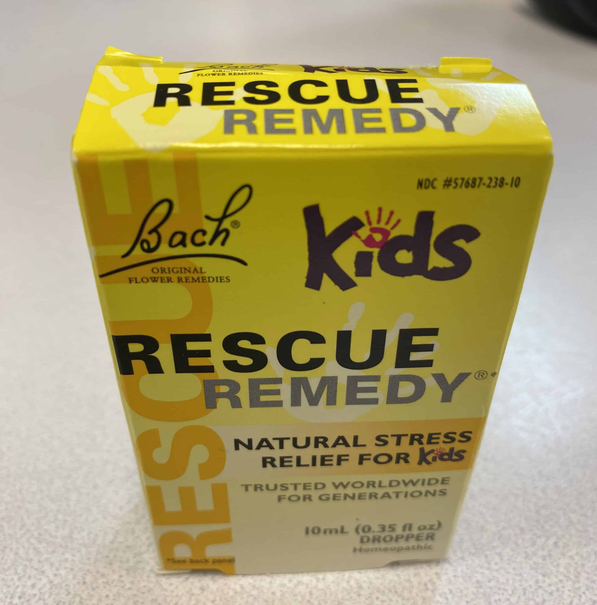Kids Rescue Remedy - Natural Kids Stress Relief