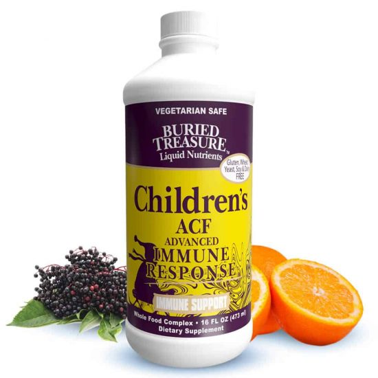 Buried Treasure - Childrens ACF - Immune Support