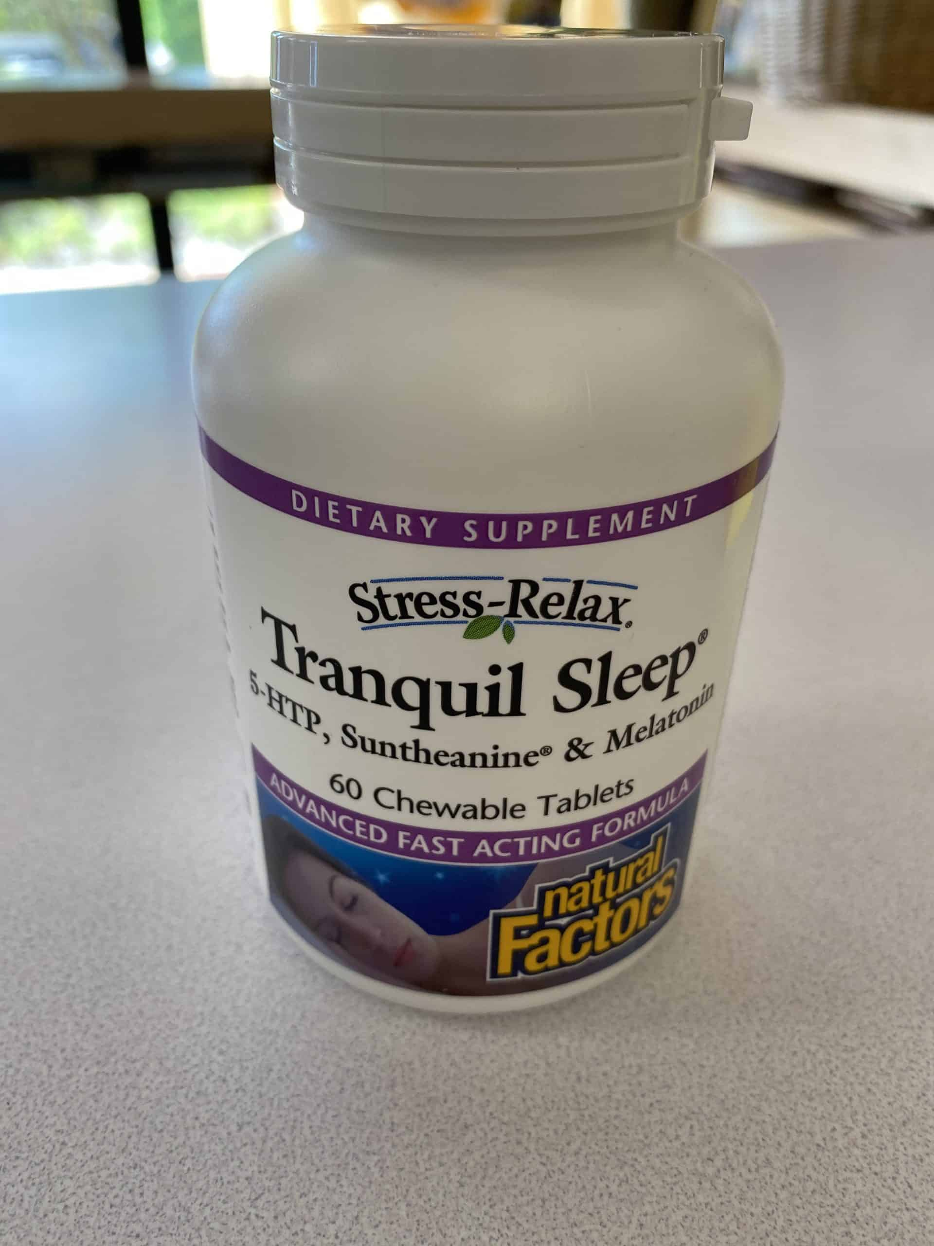 Sleep support - Stress-Relax - Tranquil Sleep