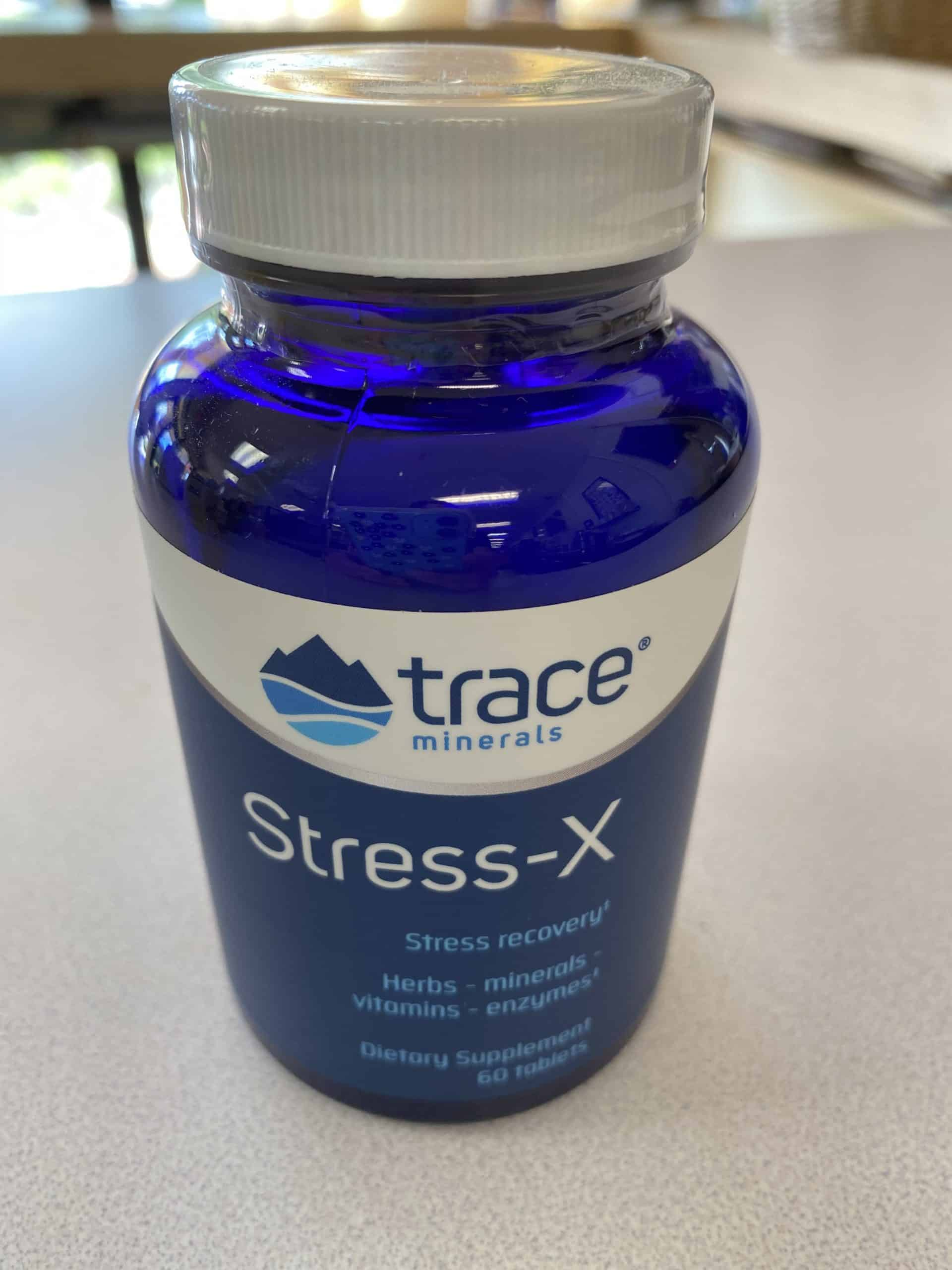 Stress Relief - Trace minerals - Stress-X