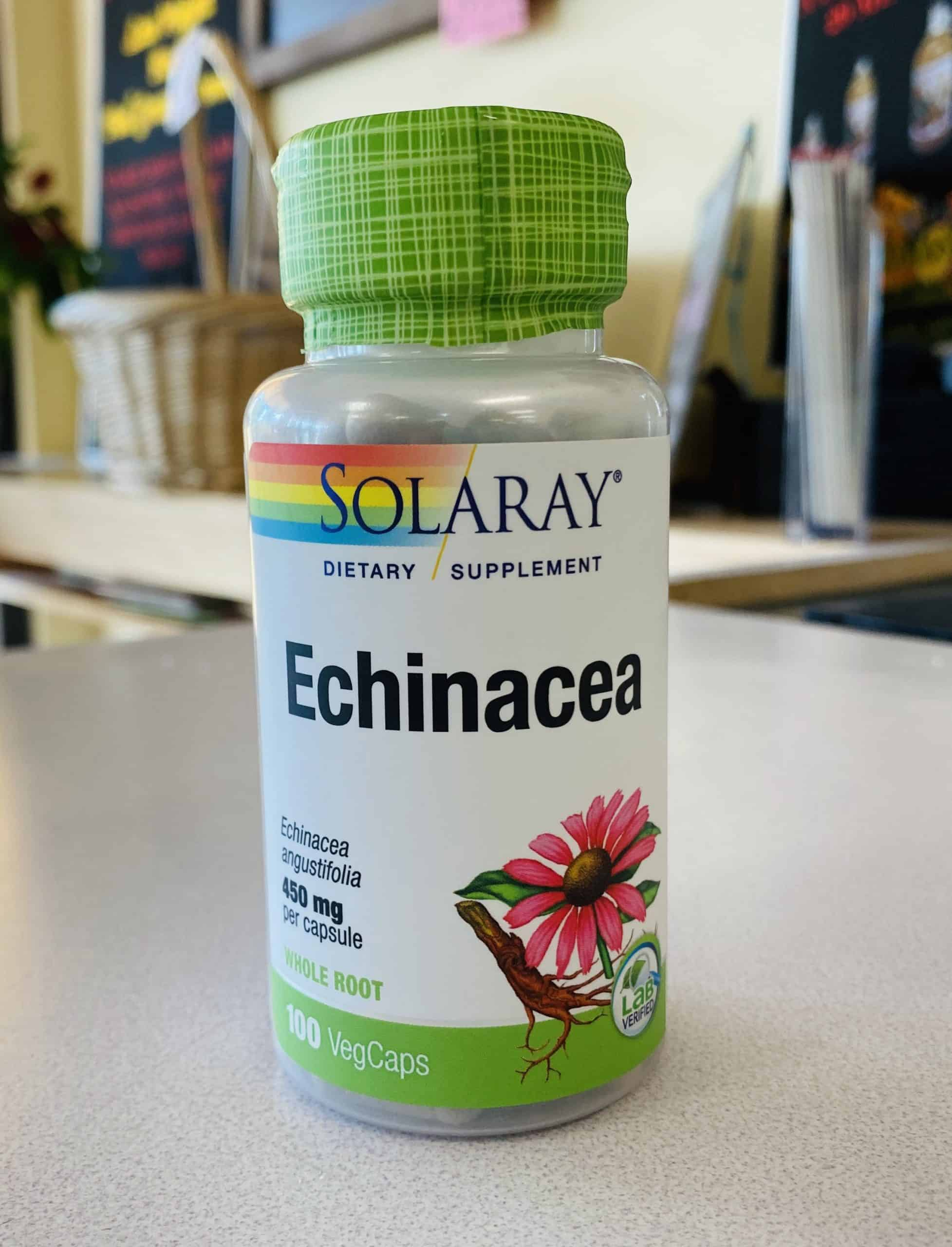 Soloray - Echinacea