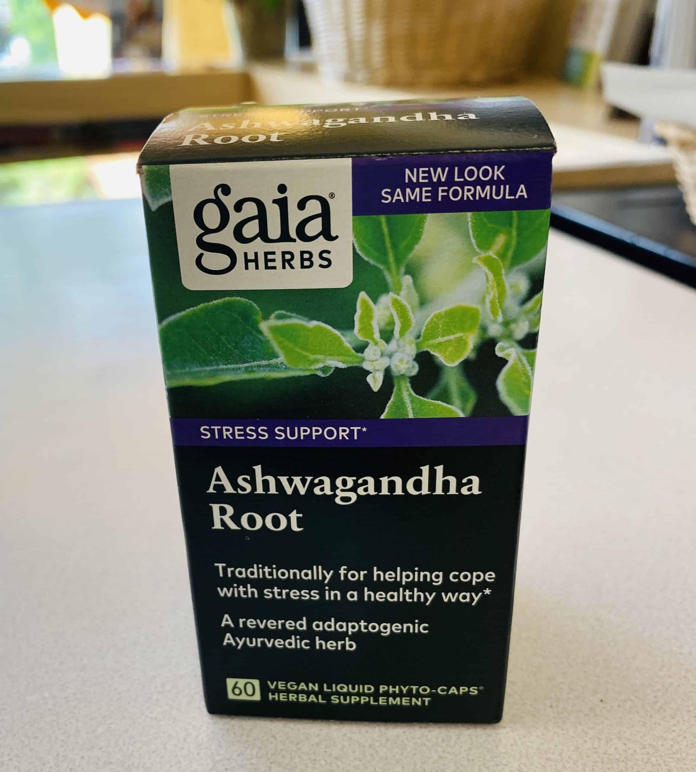 gaia herbs - Ashwagandha Root