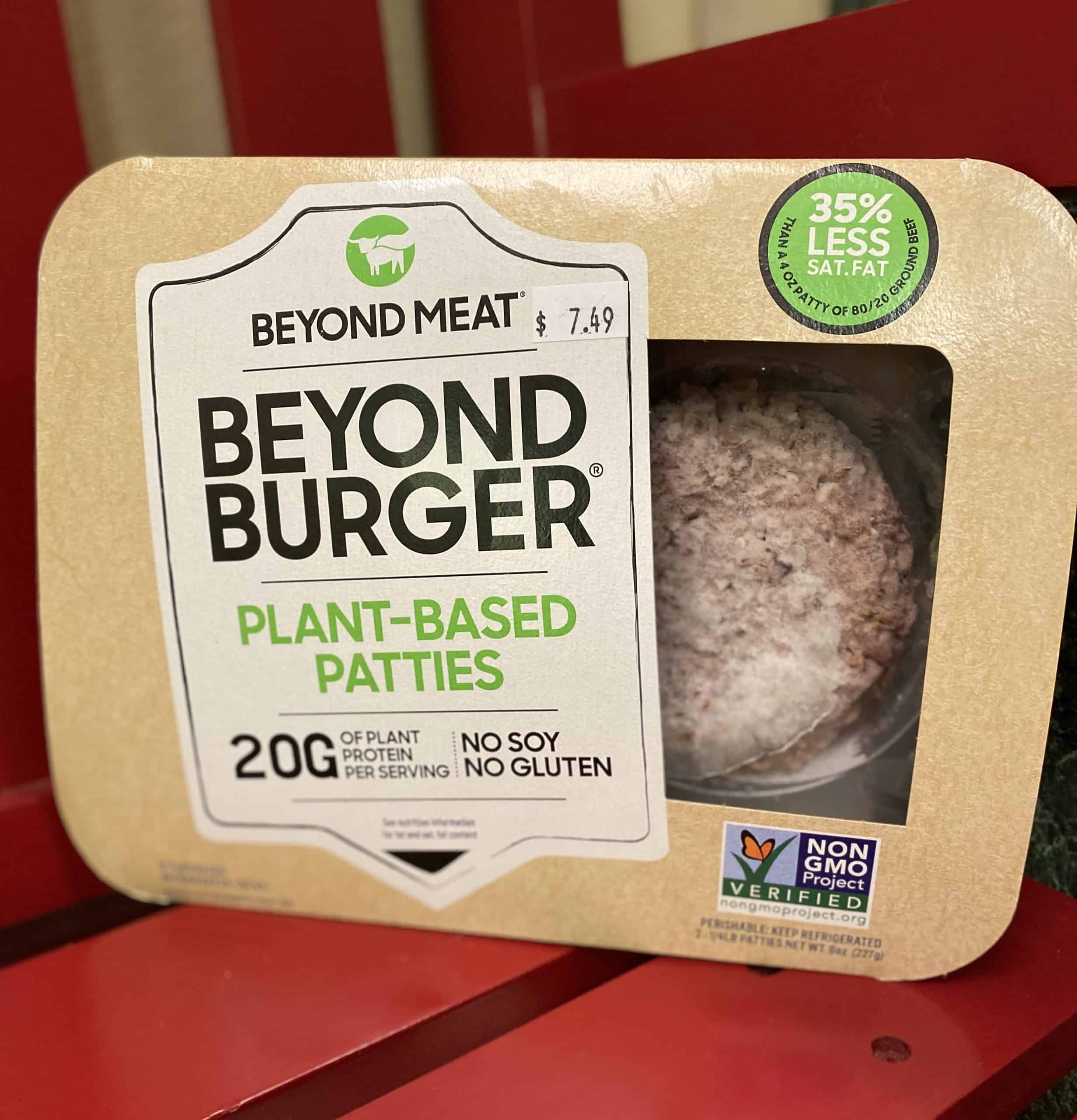 Beyond Burger - Plant Based Ground